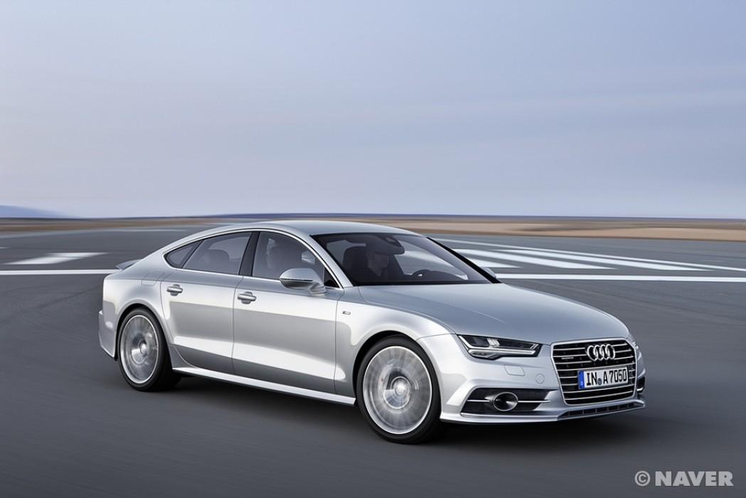 Audi A7 이미지 1